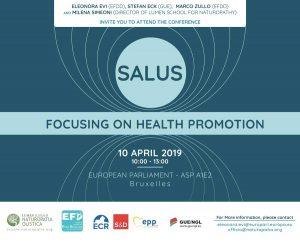 Politiche di promozione della salute : la proposta di SALUS a Bruxelles