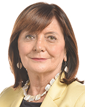 Patrizia TOIA official portrait - 9th Parliamentary term